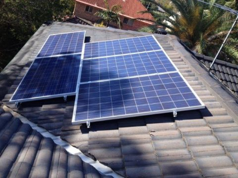 2kW Enphase System in Allambie Heights